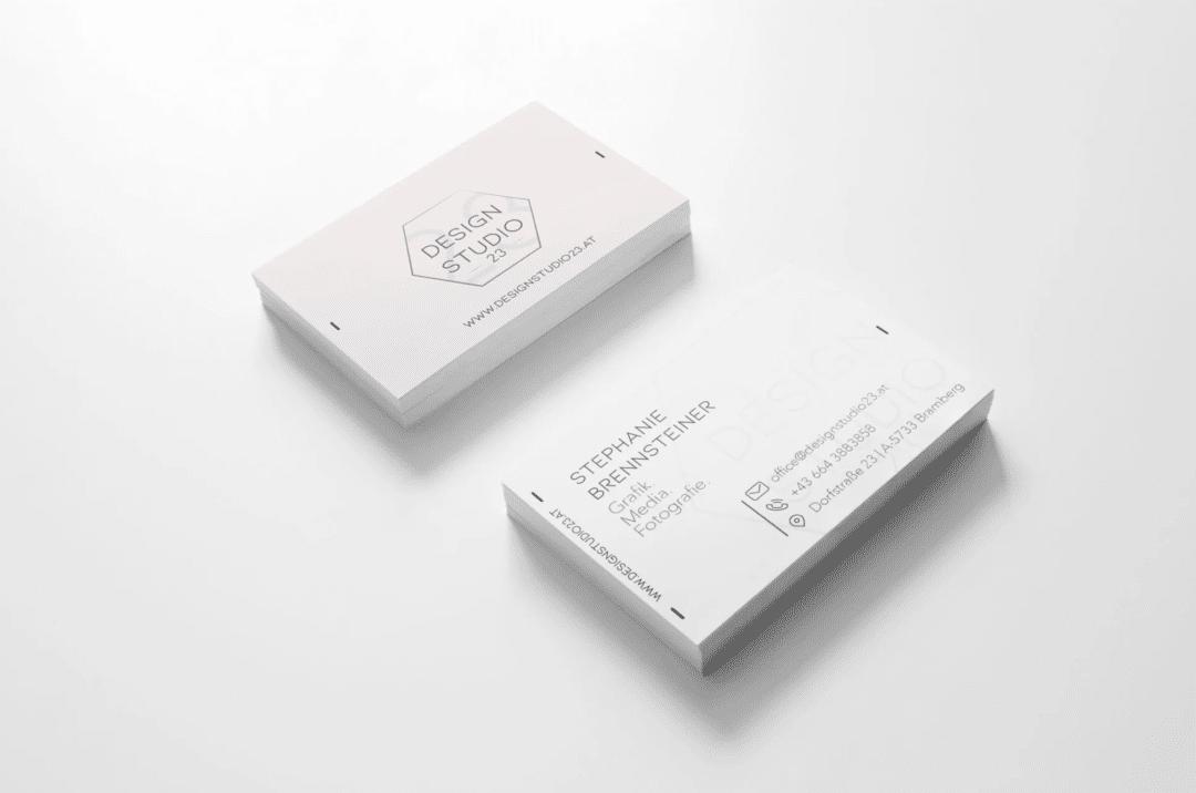 Branding Designstudio23