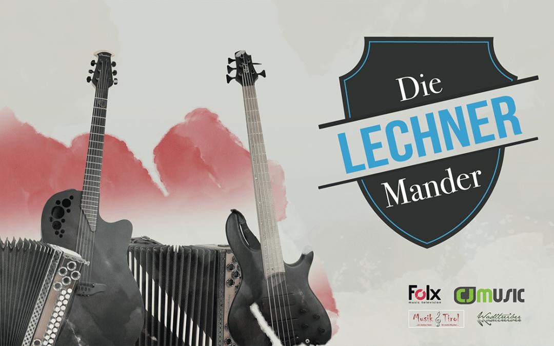 Hängerbeschriftung Lechner Mander