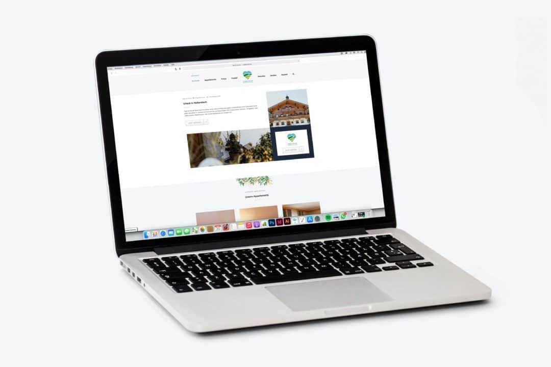 Website Stablerhof