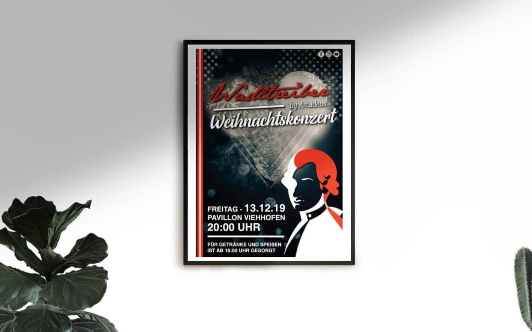 Plakat Wadltreiber