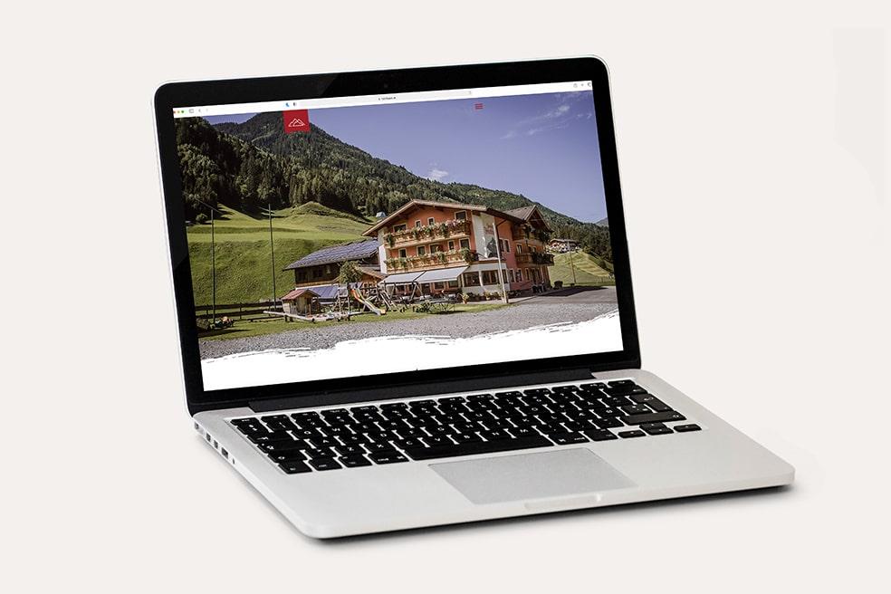 Website Gasthof Haidbach