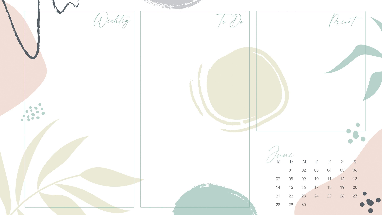 Juni-Wallpaper-2021-design-bildschirmhintergrund-organizer