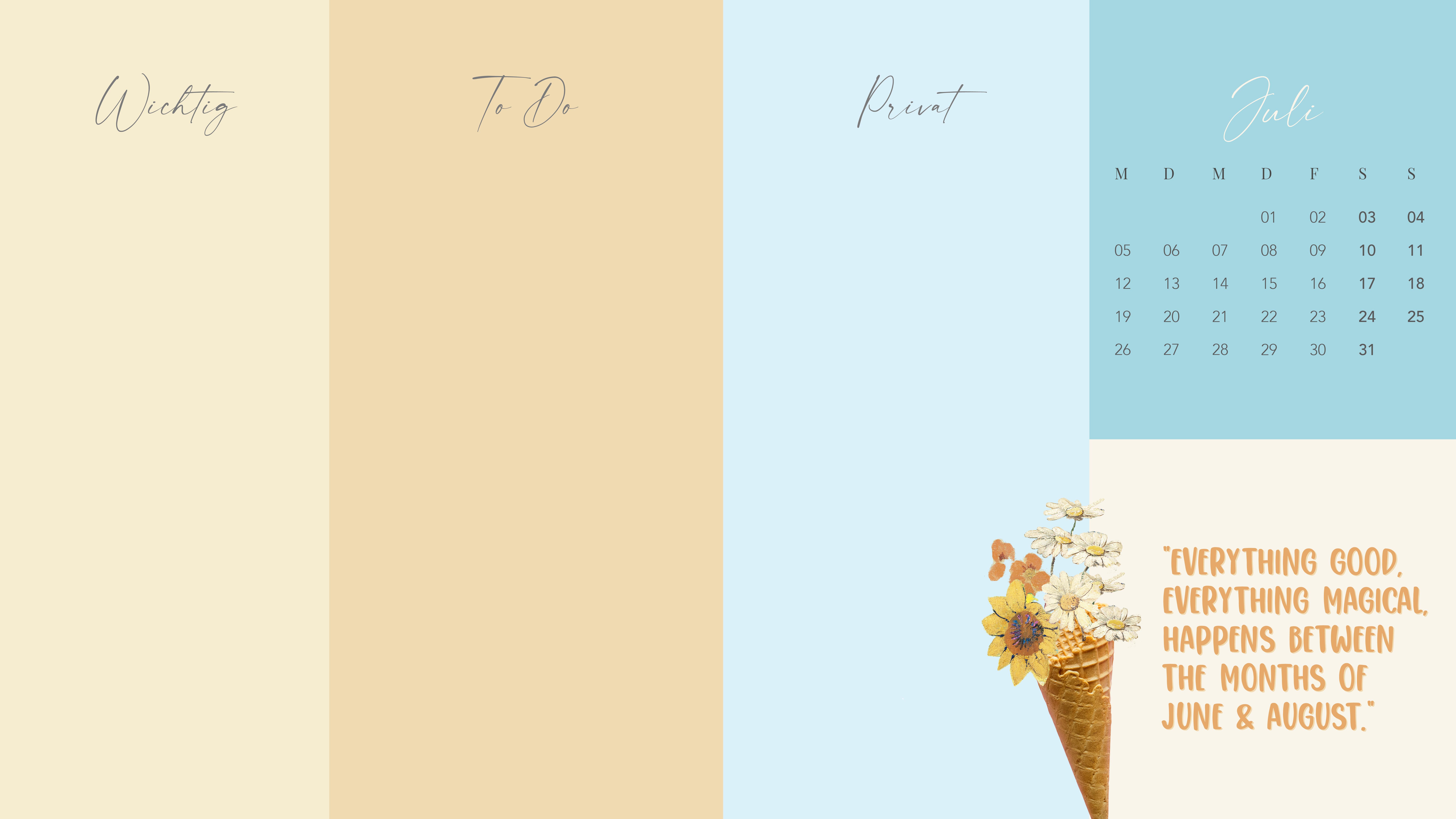 Juli-Wallpaper-2021-design-bildschirmhintergrund-organizer